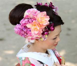 打掛       (wedding kimono)のイメージ